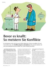CNE-Magazin Bevor es knallt