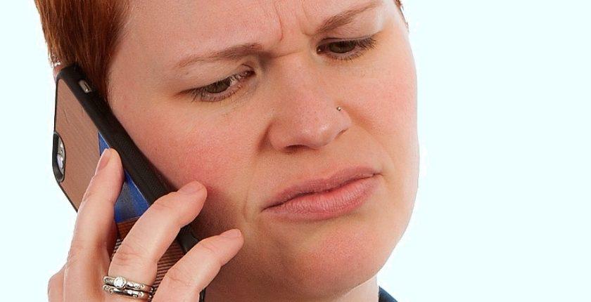Stress vermeiden - weniger telefonierenden Stationen