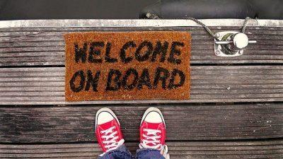 Der erste Tag - PRofessionelles Onboarding erleichtert den Einstieg